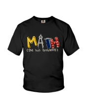Math She Has Problem Youth T-Shirt thumbnail