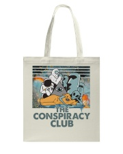 The Conspiracy Club Tote Bag tile