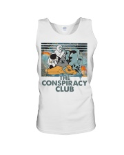 The Conspiracy Club Unisex Tank tile