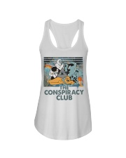 The Conspiracy Club Ladies Flowy Tank tile
