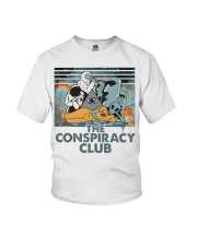 The Conspiracy Club Youth T-Shirt tile