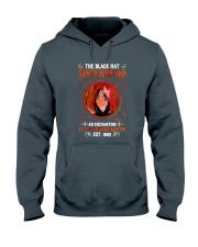 The Black Hat Sisterhood Hooded Sweatshirt thumbnail