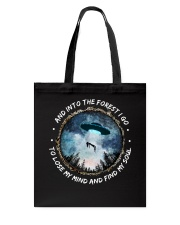 Into The Forest Tote Bag thumbnail