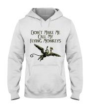 Do Not Make Me Hooded Sweatshirt thumbnail