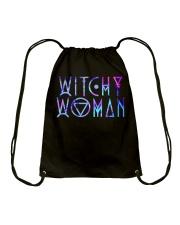 Witchy Woman Drawstring Bag thumbnail