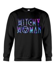 Witchy Woman Crewneck Sweatshirt thumbnail