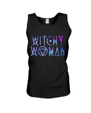 Witchy Woman Unisex Tank thumbnail
