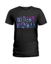 Witchy Woman Ladies T-Shirt thumbnail