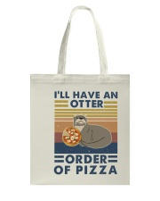 I Have An Otter Tote Bag thumbnail
