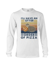 I Have An Otter Long Sleeve Tee thumbnail
