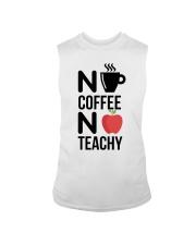 No Coffee No Teachy Sleeveless Tee thumbnail