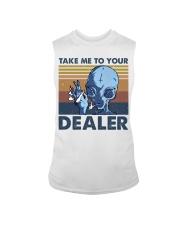Take Me To Your Dealer Sleeveless Tee thumbnail
