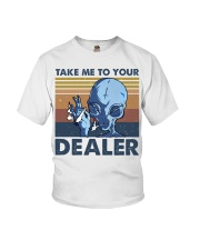 Take Me To Your Dealer Youth T-Shirt thumbnail
