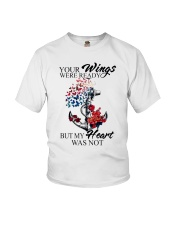My Heart Was Not Ready Youth T-Shirt thumbnail