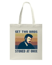 Get Two Birds Tote Bag thumbnail