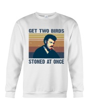 Get Two Birds Crewneck Sweatshirt thumbnail