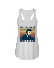 Get Two Birds Ladies Flowy Tank tile