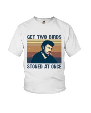 Get Two Birds Youth T-Shirt thumbnail