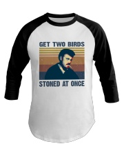 Get Two Birds Baseball Tee tile