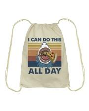 I Can Do This All Day Drawstring Bag thumbnail