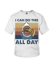 I Can Do This All Day Youth T-Shirt thumbnail
