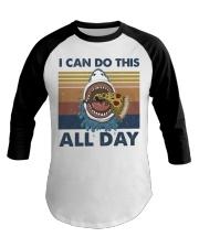 I Can Do This All Day Baseball Tee thumbnail