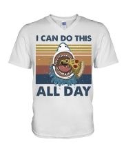I Can Do This All Day V-Neck T-Shirt thumbnail