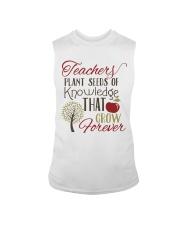 Teacher Plant Seeds Sleeveless Tee thumbnail