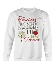Teacher Plant Seeds Crewneck Sweatshirt thumbnail