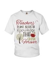 Teacher Plant Seeds Youth T-Shirt thumbnail