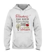 Teacher Plant Seeds Hooded Sweatshirt thumbnail
