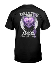 Daddy Girl I Used To Be His Angel Classic T-Shirt back