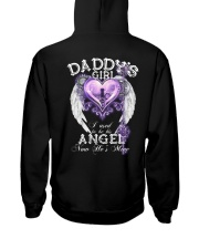 Daddy Girl I Used To Be His Angel Hooded Sweatshirt thumbnail