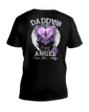 Daddy Girl I Used To Be His Angel V-Neck T-Shirt thumbnail