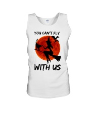 You Cant Fly With Us Unisex Tank thumbnail
