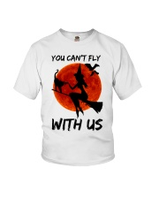 You Cant Fly With Us Youth T-Shirt thumbnail
