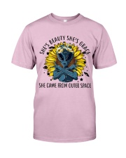 She Is Beauty Classic T-Shirt front