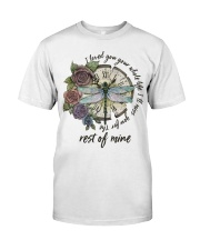 I Love You Your Whole Life Classic T-Shirt front