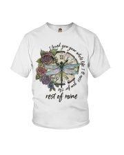 I Love You Your Whole Life Youth T-Shirt thumbnail