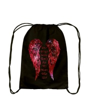 Your Wings Was Ready Drawstring Bag tile