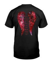 Your Wings Was Ready Classic T-Shirt back