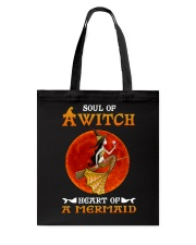Witch Soul Of A Witch Tote Bag thumbnail