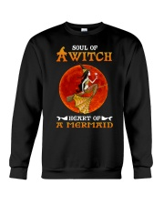 Witch Soul Of A Witch Crewneck Sweatshirt thumbnail