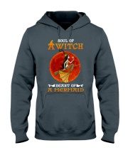 Witch Soul Of A Witch Hooded Sweatshirt thumbnail
