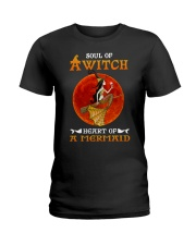 Witch Soul Of A Witch Ladies T-Shirt thumbnail