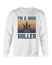 I Am A High Roller Crewneck Sweatshirt thumbnail