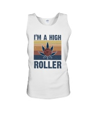 I Am A High Roller Unisex Tank thumbnail