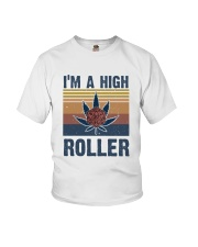 I Am A High Roller Youth T-Shirt thumbnail