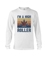 I Am A High Roller Long Sleeve Tee thumbnail
