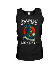 My Flying Monkey Unisex Tank thumbnail